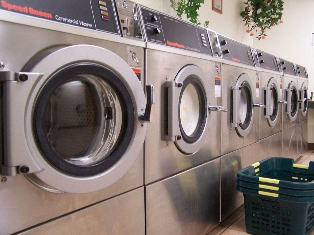 Ozone laundry system application